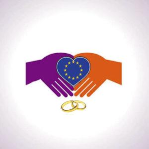 Брак с гражданином Европейского Союза для ВНЖ в Латвии
