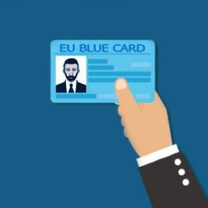 Голубая карта Европейского Союза EU Blue Card